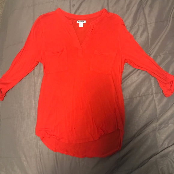 Old Navy Tops - Old navy quarter sleeve shirt